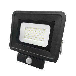 LED21 LED reflektor CLASSIC 2 30W SMD2835 PIR 2550lm SLIM Neutrální bílá